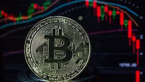 Криптовалюта по-прежнему демонстрирует высокую волатильность
