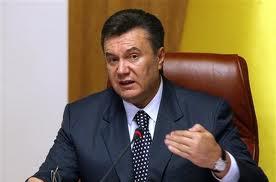 Янукович отменил действие трех антикоррупционных законов