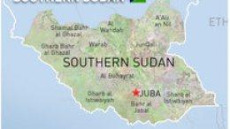 На политической карте мира появилось новое государство - Южный Судан