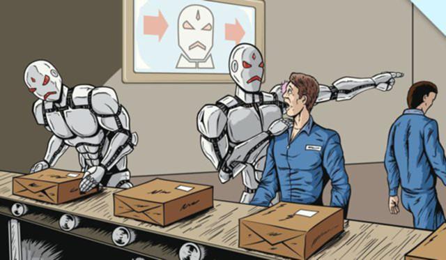 Затраты на роботизацию растут и продолжат расти