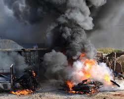Израиль нанес более сотни авиаударов по сектору Газа