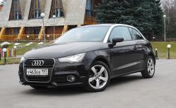 Audi A1: авто без комплексов