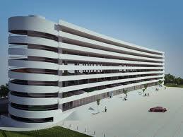 В 2011 году в Киеве начнется строительство 7 многоуровневых парковок