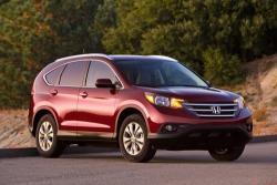 Honda CR-V: новое  достойное поколение