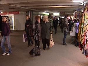 Пешеходные переходы метрополитена отдадут бизнесу