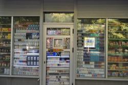 С апреля в киевских киосках исчезнут сигареты и пиво