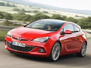 Opel обновил семейство Astra
