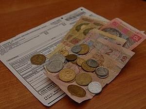 Украинцы стали хуже оплачивать жилищно-коммунальные услуги