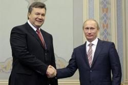 Янукович копирует Путина