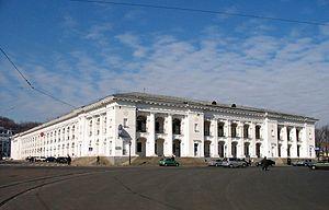 Гостиный двор  Киева стал памятником архитектуры