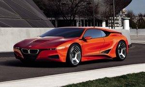 Возвращение обновленного суперкара BMW M1 под именем M8