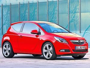 Opel Adam будет похож на Audi A1