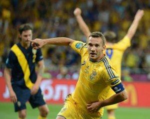 Хроники Евро-2012: как Украина обыграла шведов