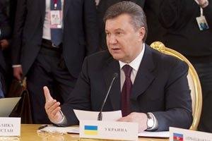 Янукович ввел в Украине новую военную политику