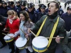 Украинцы готовы к бунтам