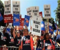 В США сократился уровень безработицы