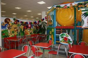 Сладкий бизнес: открываем детское кафе