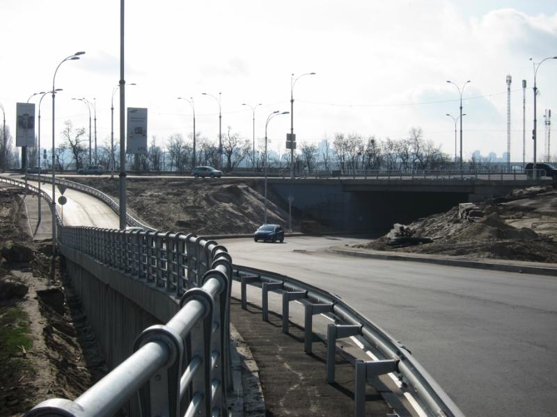 В Киевской области открыт транспортный мост, который соединяет Тетиевский и Володарский районы