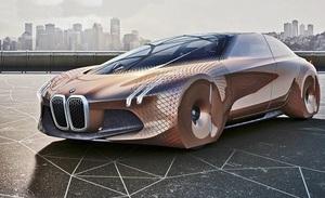 Новый BMW Vision Next 100. Вы не поверите!