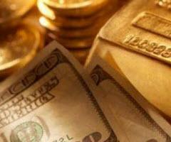 Золотовалютные резервы сократились на 5,6 млрд