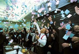 Украинский рынок акций открылся хорошим ростом
