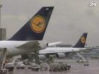 Lufthansa повысит зарплату бортпроводникам
