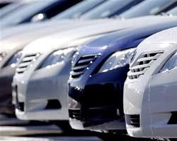 Объем продаж легковых автомобилей в Европе в 2010 г. сократился на 5,5%