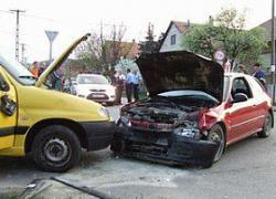 Что делать, если авария неизбежна?