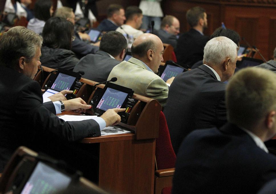 В Киево-Святошинском районе работают над планом социально-экономического развития на следующий год