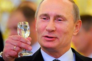 Юбилей всея РФ: Путину 60