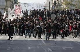 В Египте оппозиция призвала к всеобщей забастовке