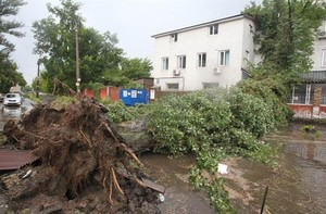 Украине стоит привыкать к смерчам и ураганам