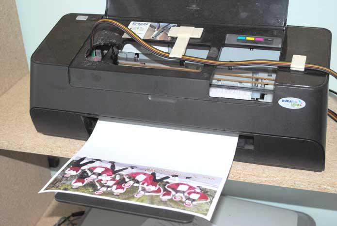 Сублимационная печать и оборудование, применяемое для работы.
