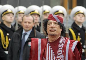 Асада заподозрили в предательстве Каддафи