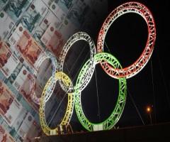 Траты на поддержку олимпийских объектов