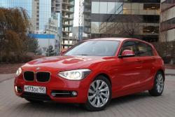 BMW 1-й серии: восемь ступеней совершенства (ФОТО)