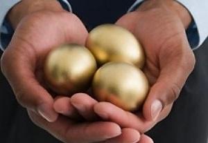 Яйца как показатель экономики