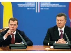 Россия сделала ставку на дальнейшую деморализацию власти Януковича
