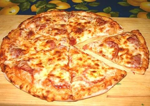 Вкусная пицца своими руками