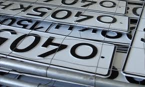 Украинцы смогут зарегистрировать свои авто в столице