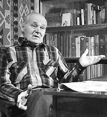 Ушел из жизни запретный украинский литератор