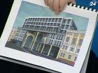 Киевский патриархат начал застройку фундамента Княжего дворца