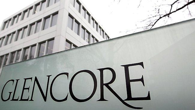 Glencore в первом полугодии сократила производство меди, платины, цинка и угля