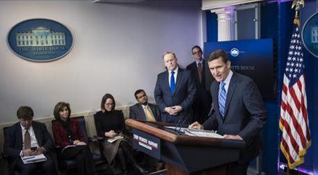 Советник по национальной безопасности Флинн обсудил санкции с послом России.