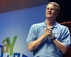Чистая прибыль eBay за девять месяцев с.г. составила 1,242 млрд долл