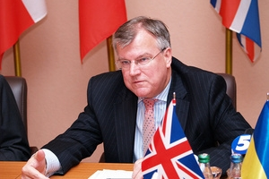 Британия поможет евроинтеграции Украины