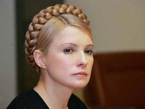 Тимошенко отправляют на политическую пенсию