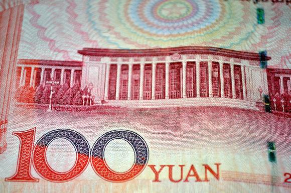 Юань продолжает укрепляться к доллару