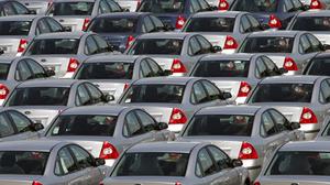Украинцы не торопятся брать кредиты на покупку авто