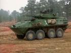 LAV-25 - основной бронетранспортер морских пехотинцев США